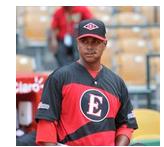 Felipe Rojas Jr. coach de banca del Escogido
