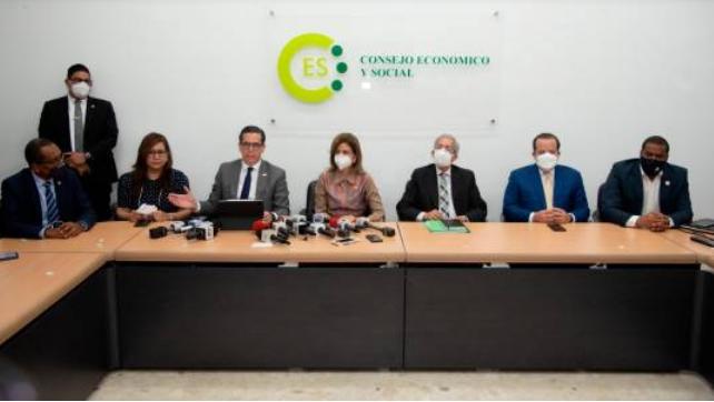 Partidos vuelven a diálogo nacional en medio de escándalo por incursión del narcotráfico