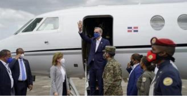 Abinader agotará agenda de seis días en Nueva York, hablará ante la ONU el miércoles