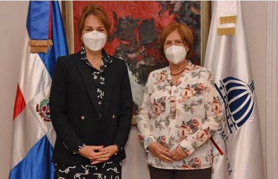 Destituyen a Carmen Heredia y nombran a Milagros Germán como ministra de Cultura