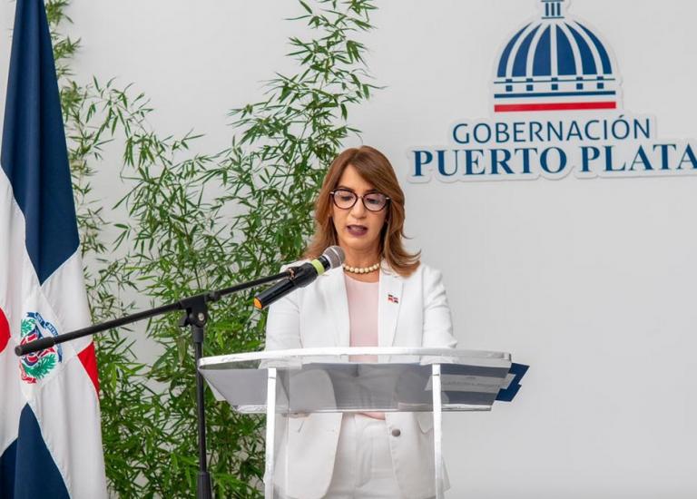 Exitosa presentación hizo gobernadora Claritza Rochtte primer año gestión