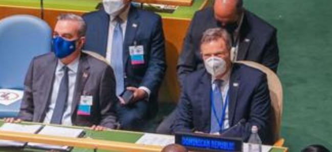 Abinader mostrará en la ONU avances de la economía del país
