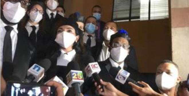 Yeni Berenice en caso Falcón: Mientras la defensa recusa el MP sigue allanando