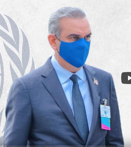 """Abinader: """"La comunidad internacional debe asumir con urgencia crisis de Haití"""