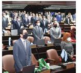Diputados están contrarios a la posición del expresidente Fernández