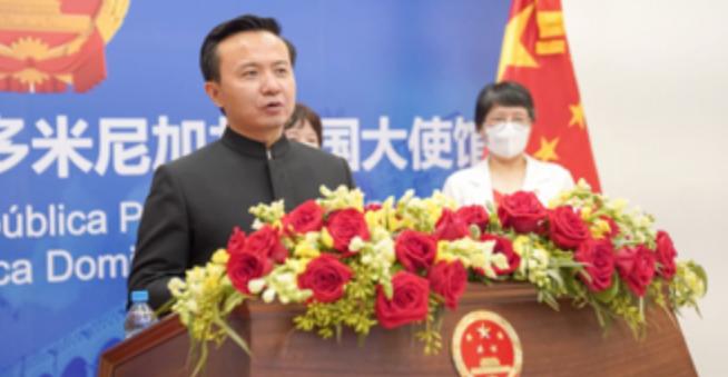 China y RD: con brazos abiertos